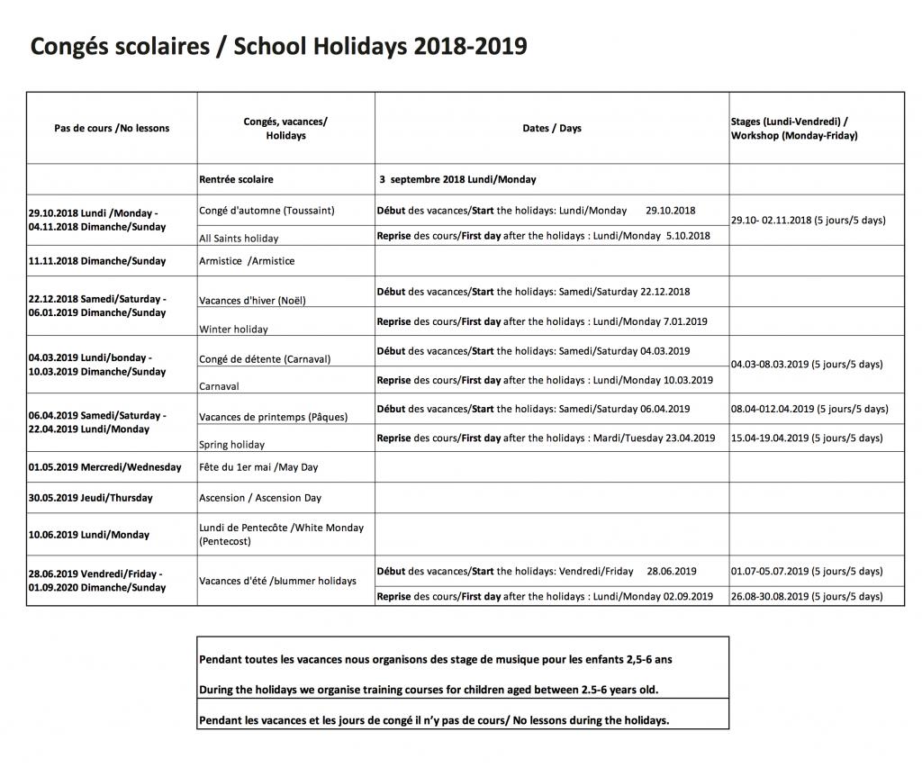 03 Conges scolaires,stages 2018 2019 .xlsx