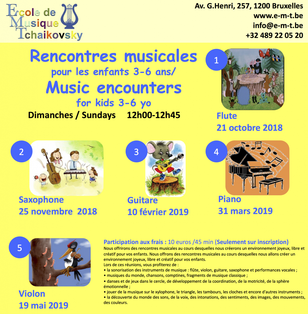 5 Rencontres musicales 2018 2019 (A3)